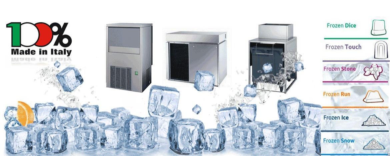 Επαγγελματικές Μηχανές Πάγου