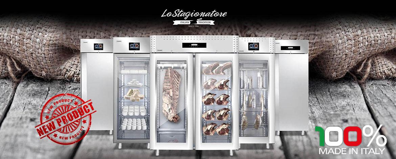 Επαγγελματικά Ψυγεία ωρίμανσης κρεάτων, αλλαντικών & τυριών.